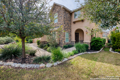 Heights At Stone Oak Single Family Home For Sale: 330 Tranquil Oak
