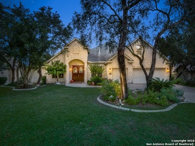 San Antonio Single Family Home New: 1623 Winding View