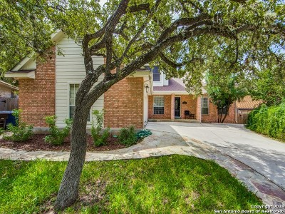 San Antonio Single Family Home New: 9239 Warriors Creek Dr