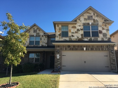 Cibolo Single Family Home For Sale: 268 Cansiglio