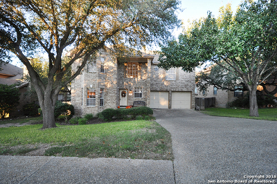San Antonio Single Family Home New: 963 Lightstone Dr
