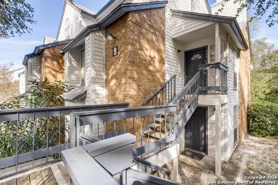 San Antonio Condo/Townhouse New: 11311 Sir Winston St #808