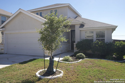 Converse Single Family Home New: 10438 Macarthur Way