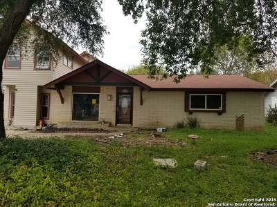 San Antonio Single Family Home New: 4339 Bright Sun St