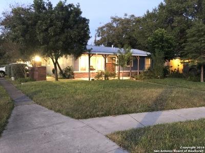 San Antonio Single Family Home New: 203 E Formosa Blvd