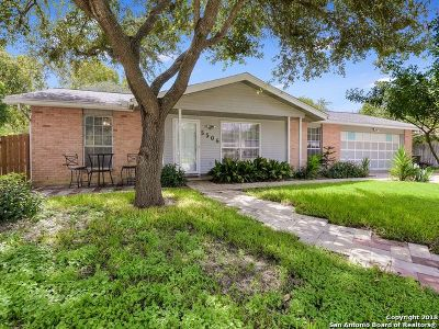 San Antonio Single Family Home New: 5506 Castle Knight