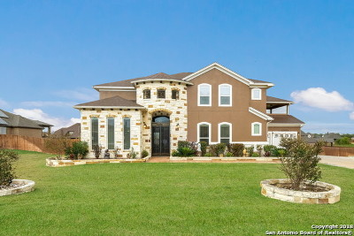 Schertz Single Family Home New: 6608 Ivy Jean