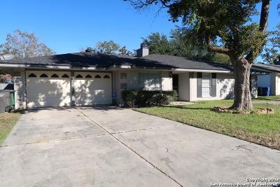 San Antonio Single Family Home New: 5215 Round Table Dr