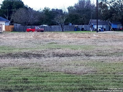 Selma Residential Lots & Land New: Lot 11 Blk 15 Old Austin Rd