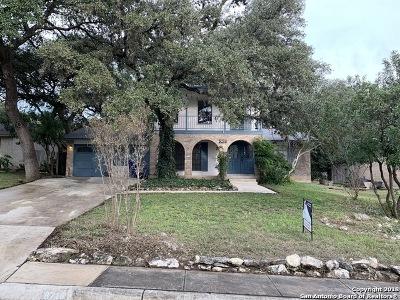San Antonio Single Family Home New: 8718 Timber Point St