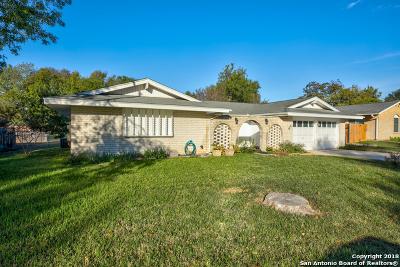 San Antonio Single Family Home New: 7415 Castle Crown