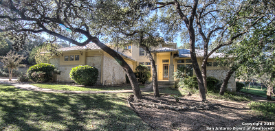 Boerne Single Family Home New: 118 Park Ridge