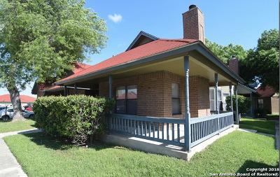 San Antonio Multi Family Home New: 4107 Cape Cod