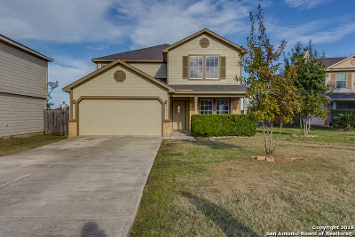 San Antonio Single Family Home New: 27010 Rustic Horse