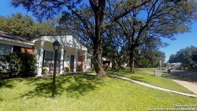 San Antonio Single Family Home New: 5703 Cary Grant Dr