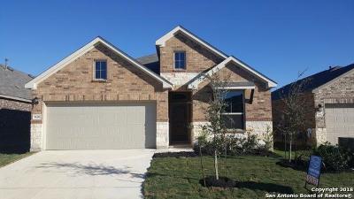 Helotes Single Family Home New: 9606 Bricewood Oak