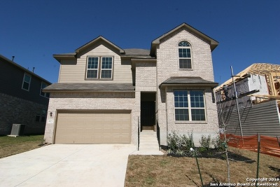 Converse Single Family Home For Sale: 8923 Holland Park