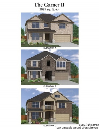 Converse Single Family Home New: 8933 Holland Park