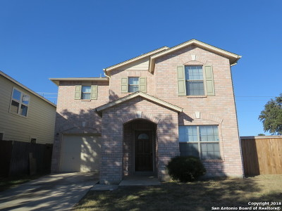 San Antonio Single Family Home New: 203 Adelaide Oaks
