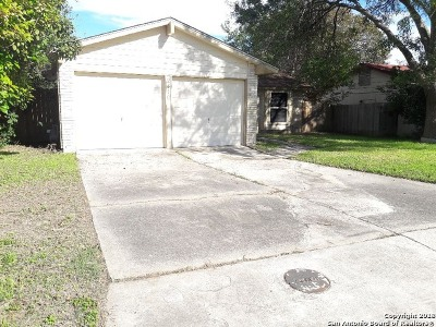 San Antonio Single Family Home New: 2410 Bear Springs Dr
