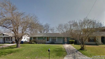San Antonio Single Family Home New: 8922 Oakbrook St
