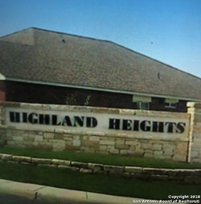 San Antonio Residential Lots & Land New: 6602 Woodstock Dr