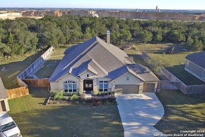 New Braunfels Single Family Home New: 859 Hampton Oaks