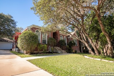 San Antonio Single Family Home New: 10915 Rocky Trail