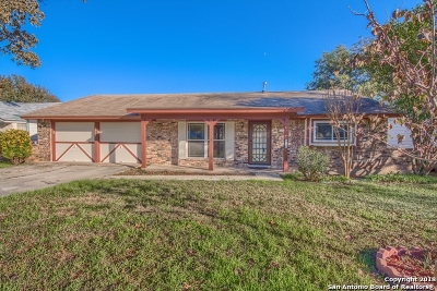 San Antonio Single Family Home New: 6930 Desilu Dr