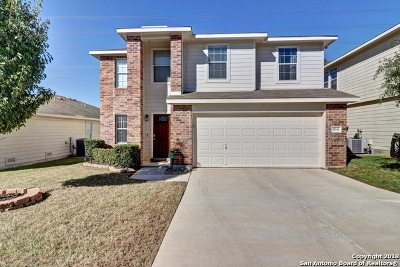 San Antonio Single Family Home New: 5943 Southern Knoll