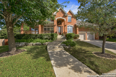 San Antonio Single Family Home New: 18422 Rogers Rst