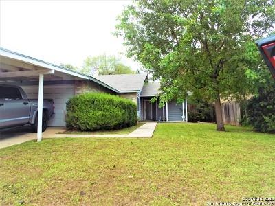 San Antonio Single Family Home New: 9319 Lands Point St