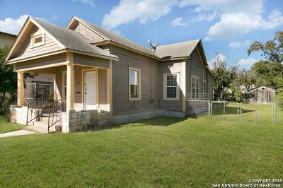 San Antonio Single Family Home New: 439 E Mitchell St