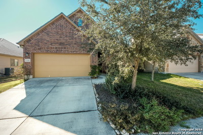 San Antonio Single Family Home New: 7326 Eagle Ledge
