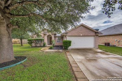 Cibolo Single Family Home New: 105 Bayberry Ln