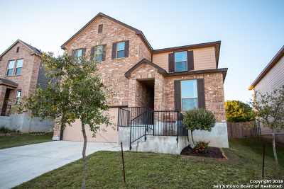 San Antonio Single Family Home New: 6731 Loma Blanca