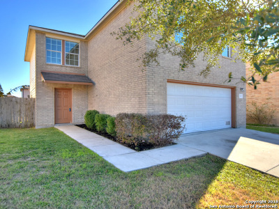 Converse Single Family Home New: 8311 Heights Valley