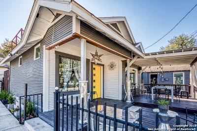 San Antonio Single Family Home New: 1806 W Martin St