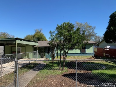 San Antonio Single Family Home New: 142 Colleen Dr