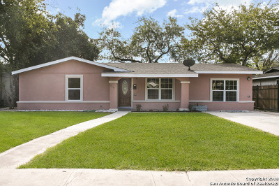 San Antonio Single Family Home New: 530 Dresden Dr