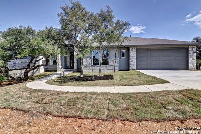 Spring Branch Single Family Home Active Option: 417 Lantana Canyon