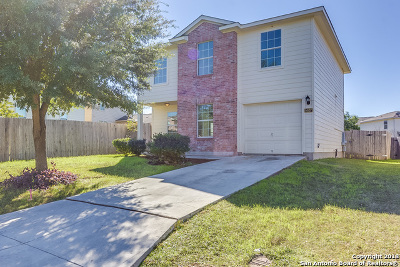 Single Family Home New: 5527 Butch Canyon