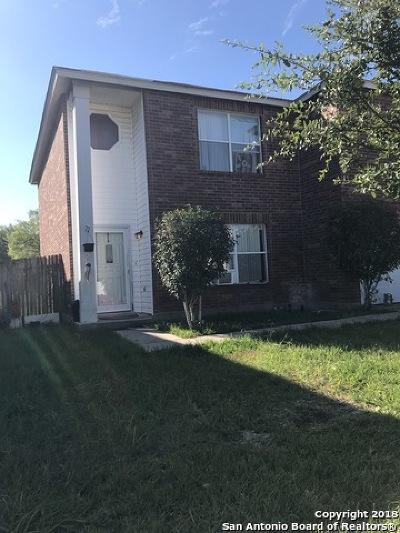 Single Family Home New: 9204 Centro Bonito