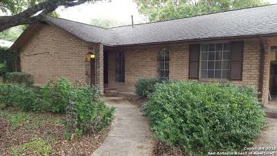 Castle Hills Single Family Home For Sale: 108 Amerson Ln