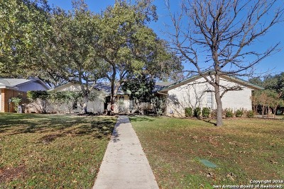San Antonio Single Family Home New: 1931 Deer Ridge St