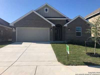 New Braunfels Single Family Home New: 2956 Sunset Summit