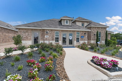 New Braunfels Single Family Home New: 2981 Sunset Summit