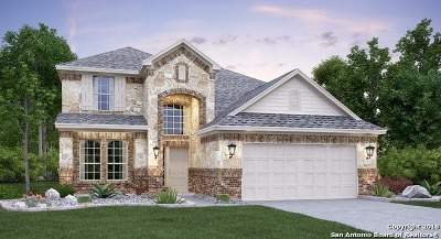 Cibolo Single Family Home Price Change: 233 Fernwood Dr