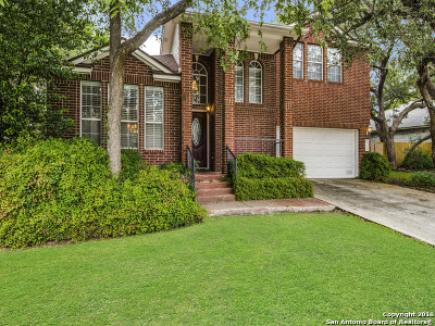 Bexar County Single Family Home New: 4711 Ridge Dove