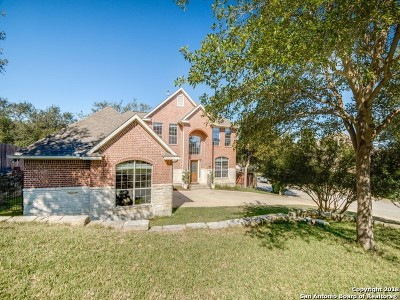 Heights At Stone Oak Single Family Home Active Option: 403 Highland Hill